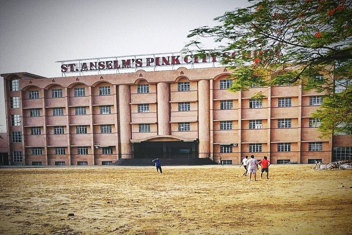 St AnselmS Pink City School-Campus-View