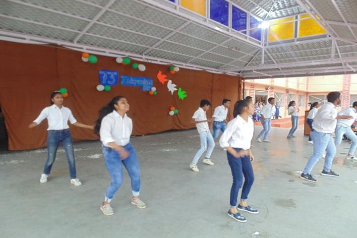 St Anselms School-Dance programme