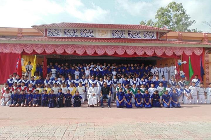 St Anselms School-Group Photo
