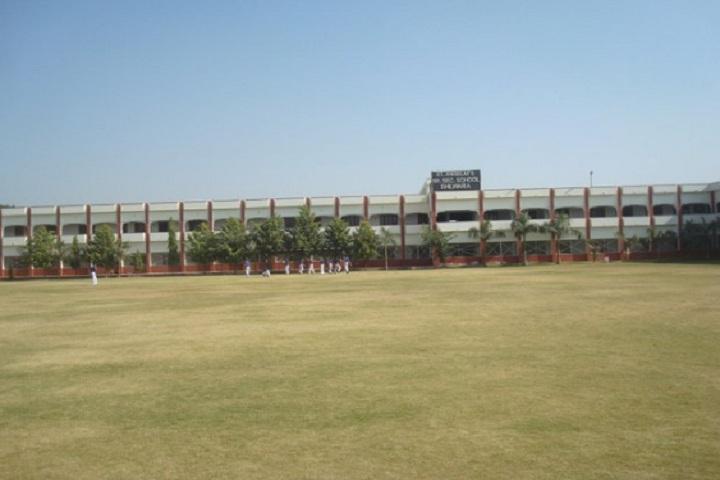 St Anselms School-Play ground