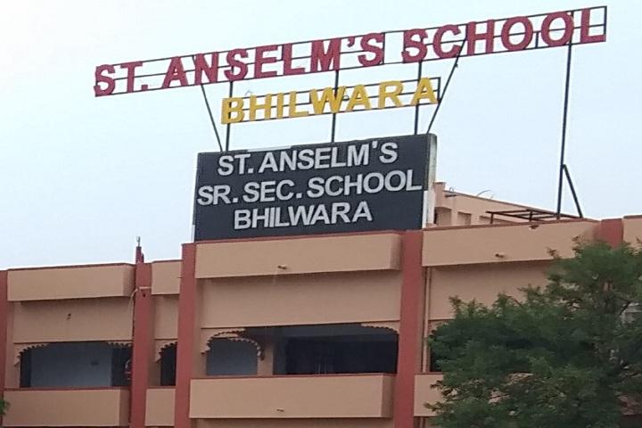 St Anselms School-School building