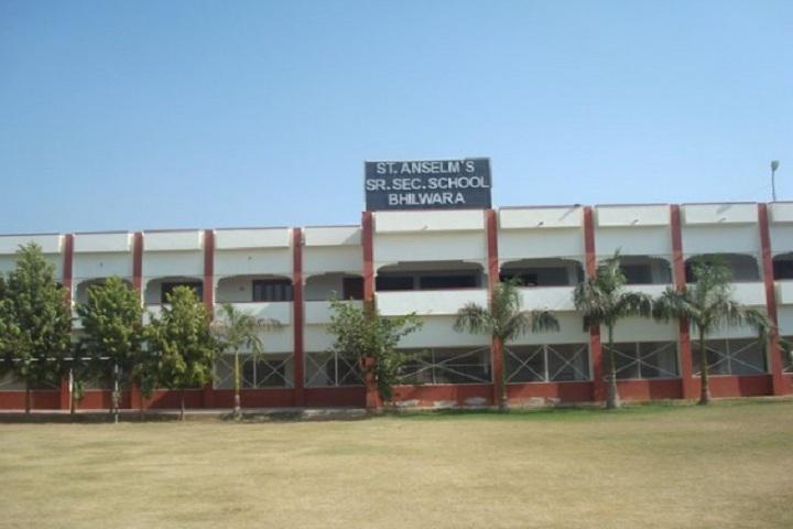 St Anselms School-School view