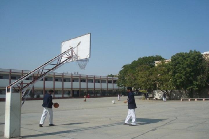 St Anselms School-Sports Basket ball