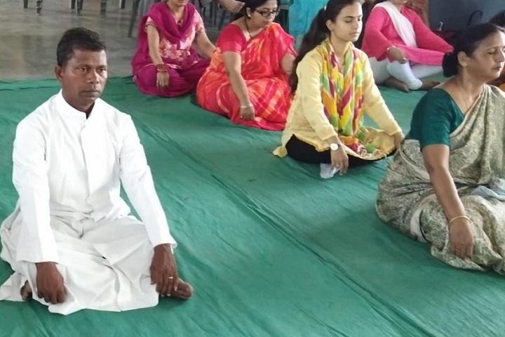 St Anselms School-Yoga
