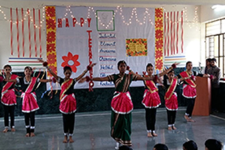 St Anselms English Medium School-Events dance