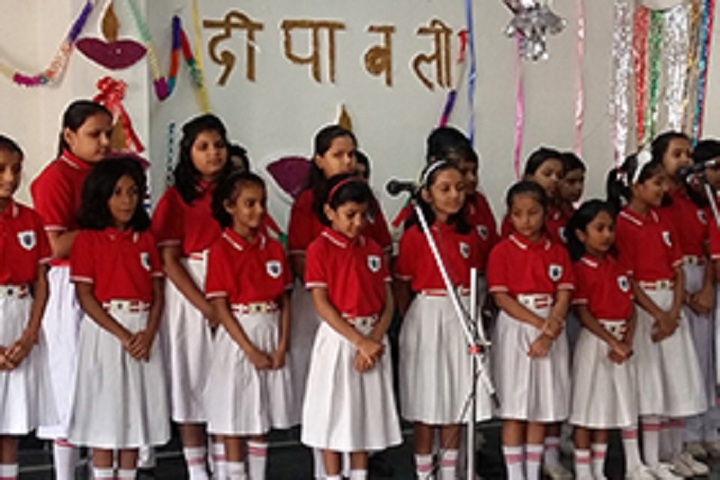 St Anselms English Medium School-Events diwali