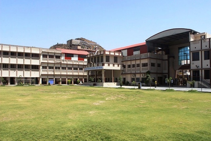St Anselms School-Campus View
