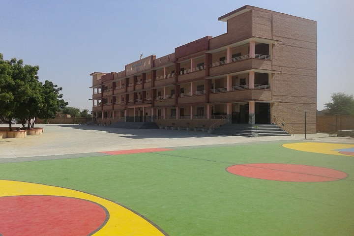 St Anselms Senior Secondary School-Campus-View