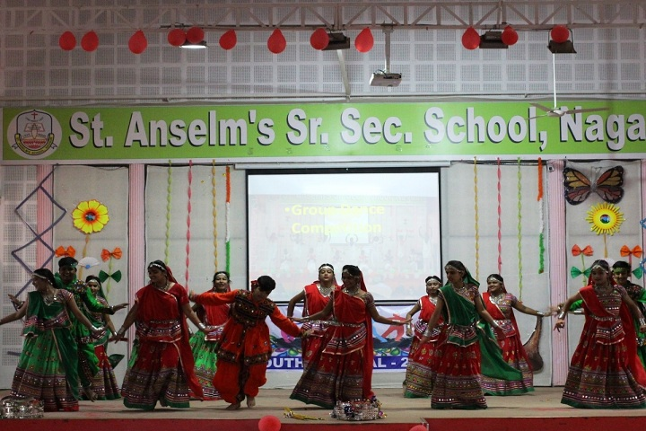 St Anselms Senior Secondary School-Events