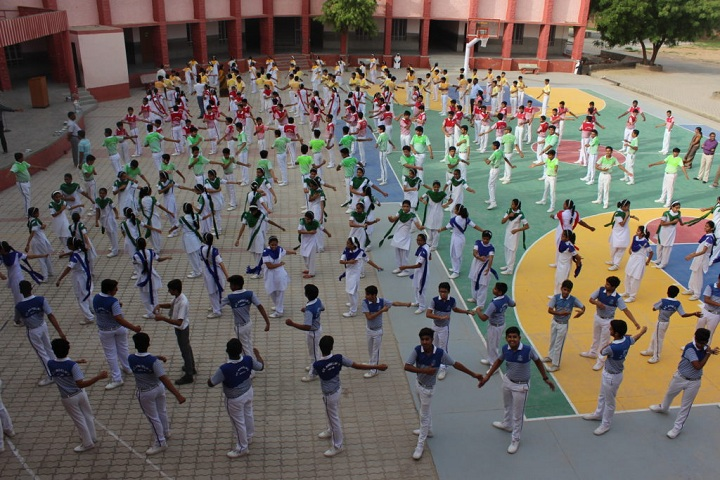 St Anselms Senior Secondary School-Others yoga