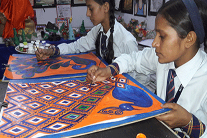 Magadh International School- Art and Craft
