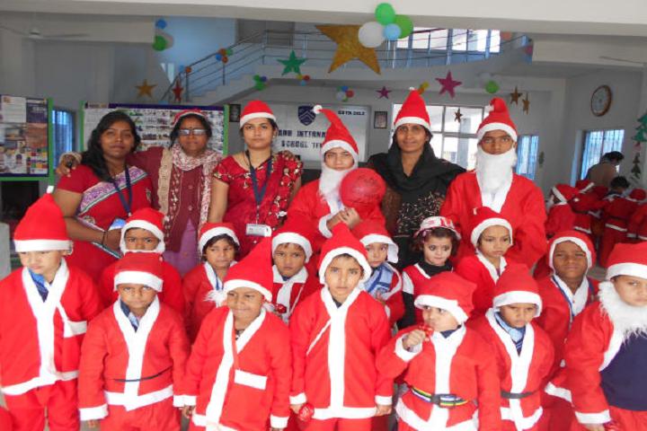 Magadh International School- Christmas Celebrations
