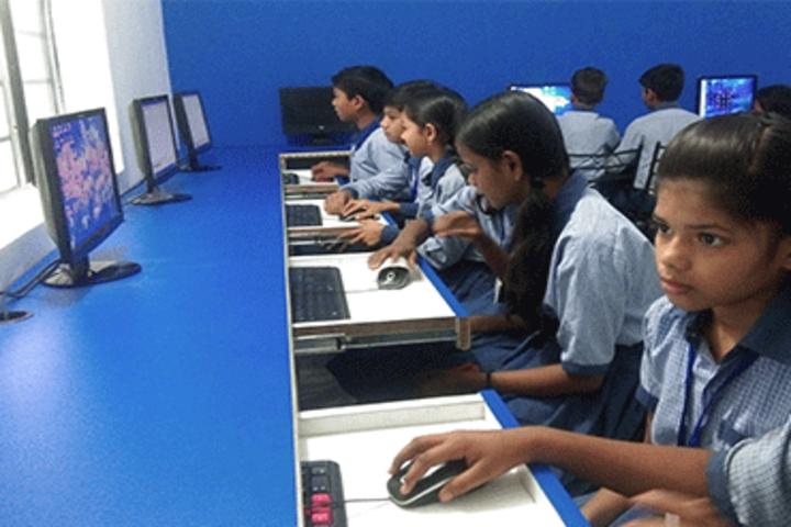 Magadh International School- Computer Lab