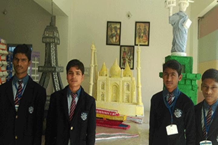 Magadh International School- Personality Development