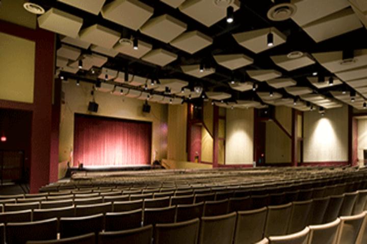 Magadh International School- Theatre