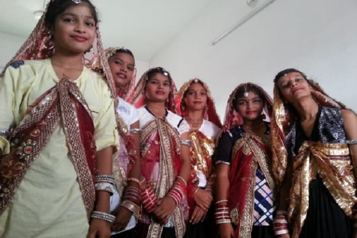 Magadh International School-Fancy Dress Competition