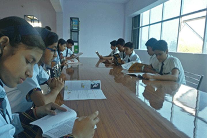 Magadh International School-Library