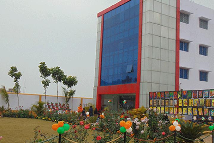 Magadh International School- School Campus