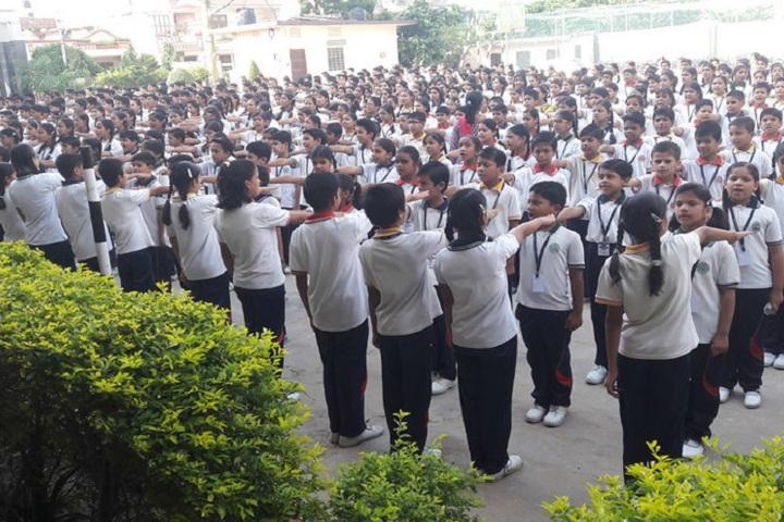 St Joseph Convent School-Assembly