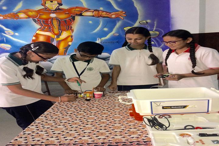 St Joseph Convent School-Activity