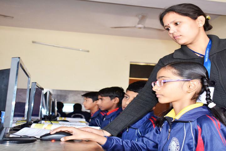 St Joseph Convent School-Computer lab