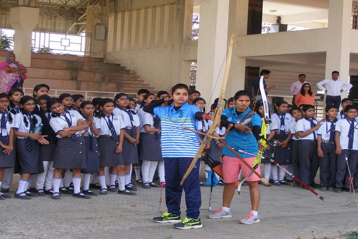 St Joseph Convent School-Sports