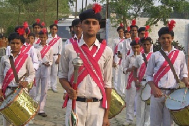 Mahabiri Saraswati Vidya Mandir-Investiture Ceremoney