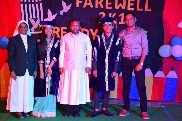 St Paul School-Events farewell