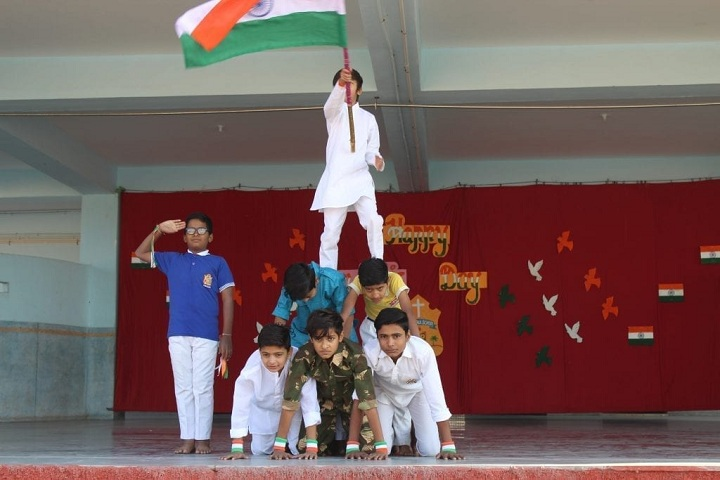 St Paul School-Events republic day