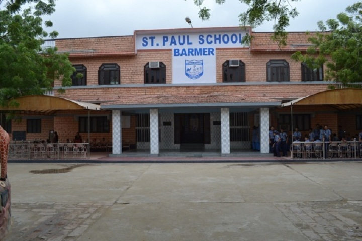 St Paul Senior Secondary School-Campus-View