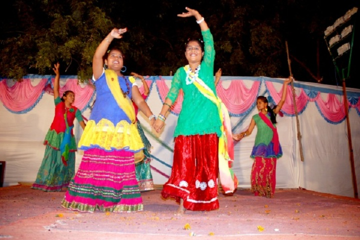 St Paul Senior Secondary School-Events dance