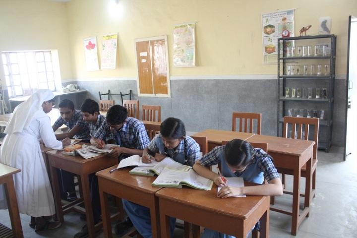 St Paul Senior Secondary School-Laboratory biology