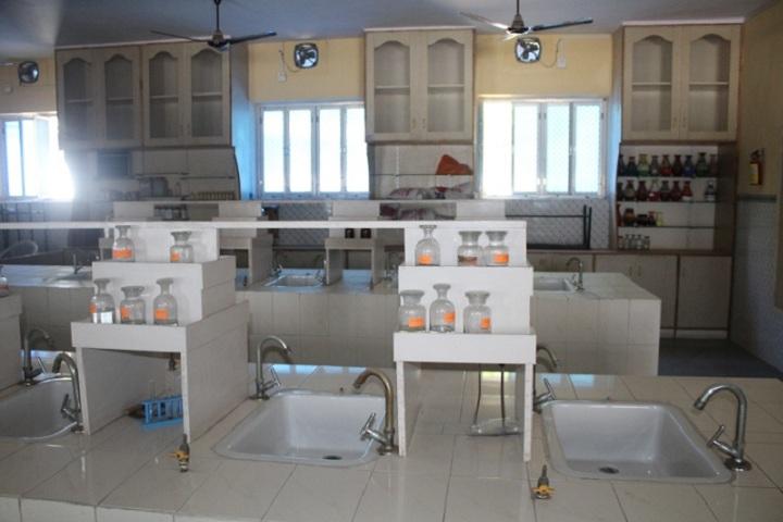St Paul Senior Secondary School-Laboratory chemistry