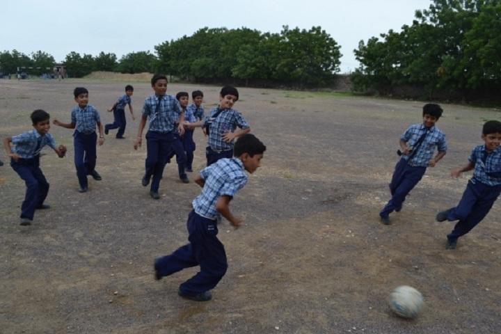 St Paul Senior Secondary School-Sports football