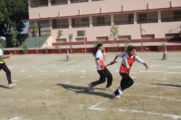 St Paul Senior Secondary School-Sports
