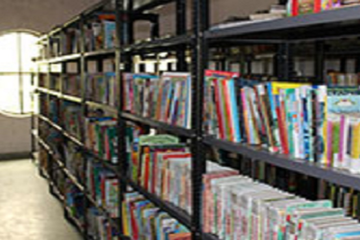 St PaulS Higher Secondary School-Library