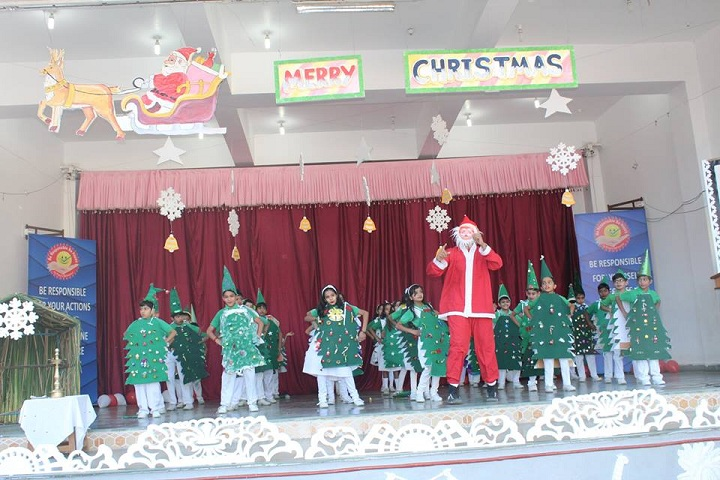 St PaulS Public School-Events christmas