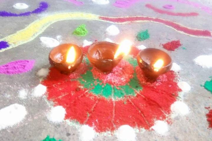 Mahadeo Shankar Lal Kataruka Saraswati Vidya Mandir- Diwali Celebrations