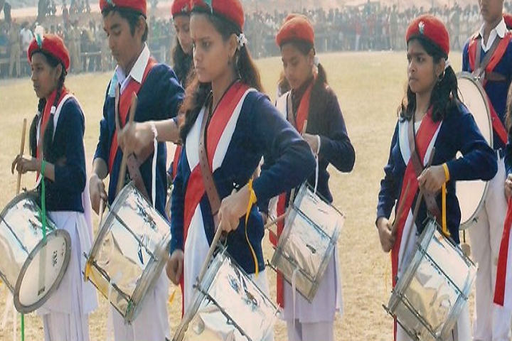 Mahadeo Shankar Lal Kataruka Saraswati Vidya Mandir- Investiture Ceremoney
