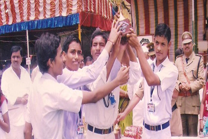 Mahadeo Shankar Lal Kataruka Saraswati Vidya Mandir- Prize Distribution