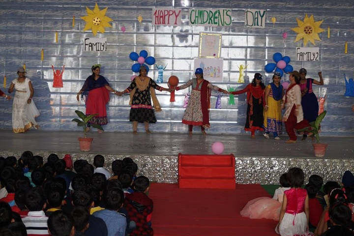 St PaulS School-Events childrens day