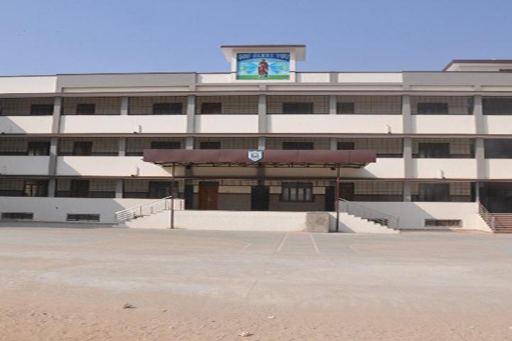 St PaulS School-Campus-View front