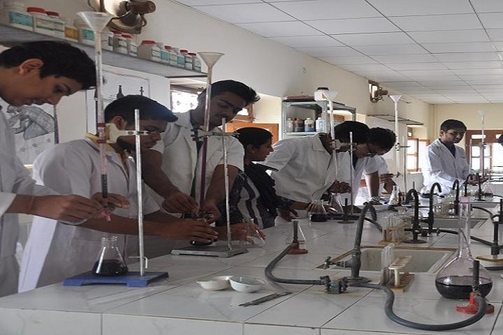 St PaulS School-Laboratory chemistry