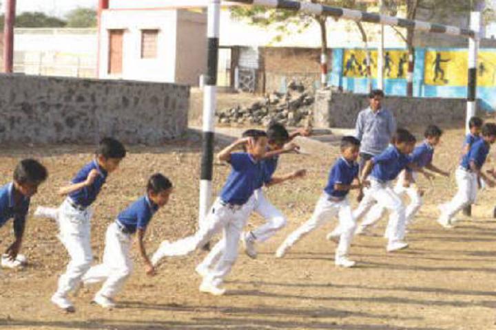 St Pauls School-Sports running