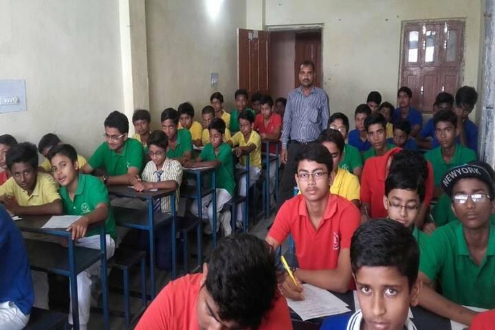 Mahatma Gandhi Shikshan Santhan-Class Room