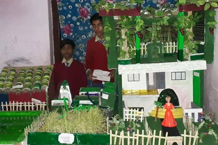 Mahatma Gandhi Shikshan Sansthan- Science Exhibition
