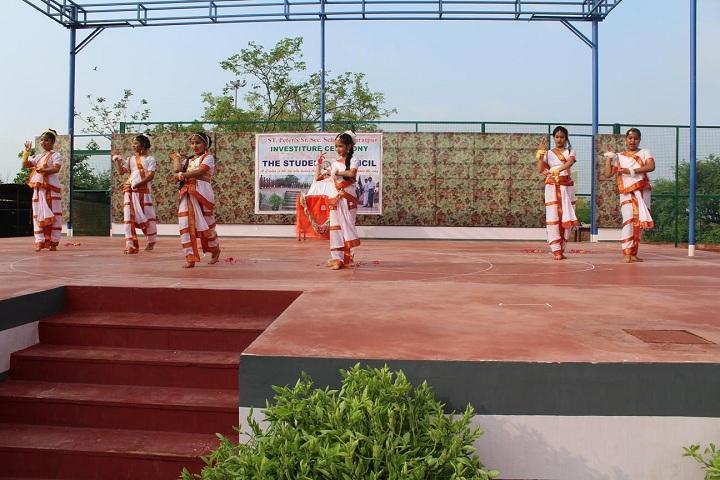 St PeterS School-Events dance