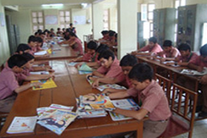 St PeterS School-Library with reading room