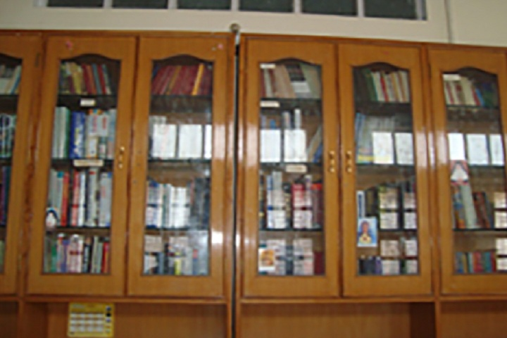 St PeterS School-Library