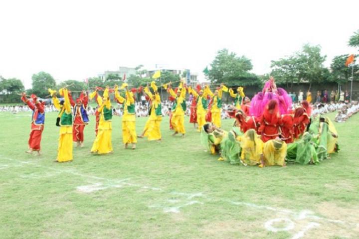 St Teresa School-Events independance day programme